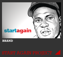start again project